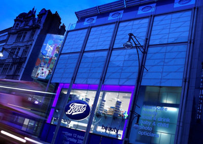 Boots the Chemist, Sedley Place, Oxford Street, London
