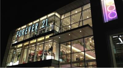 Forever 21, Glasgow