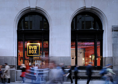 GymBox, Cornhill Exchange, London