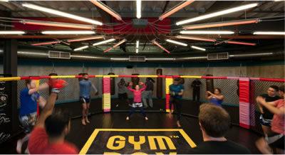 Gym Box, Stratford City