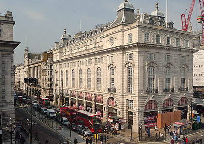 The Sting, Piccadilly Circus, London