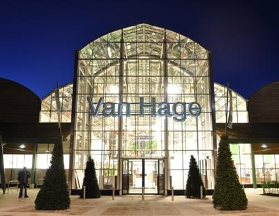 Van Hage Garden Centre, Peterborough