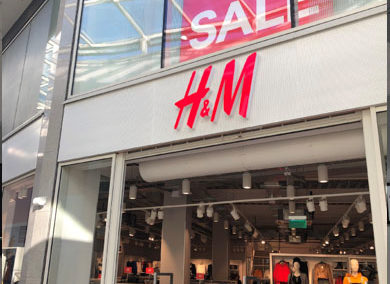 H&M, Arndale Centre, Eastbourne