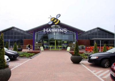 Haskins Garden Centre, Roundstone